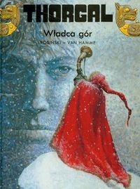 Okładka książki Thorgal: Władca gór
