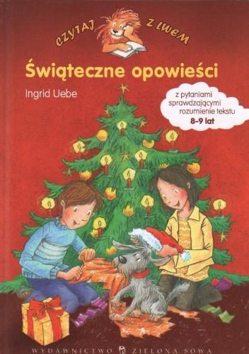 Okładka książki świąteczne opowieści