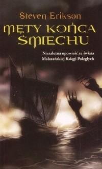 Okładka książki Męty końca śmiechu. Opowieść o Bauchelanie i Korbalu Broachu
