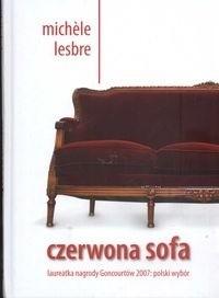 Okładka książki Czerwona sofa