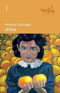 Okładka książki Leyla