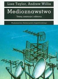 Okładka książki Medioznawstwo