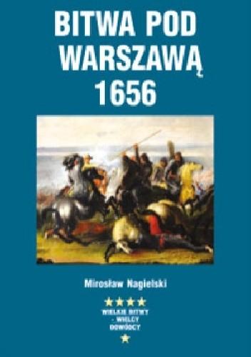 Okładka książki Bitwa pod Warszawą 1656