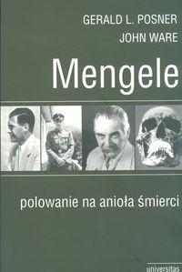Okładka książki Mengele: Polowanie na anioła śmierci