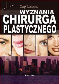 Okładka książki Wyznania chirurga plastycznego