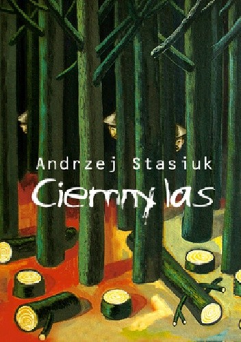 Okładka książki Ciemny las