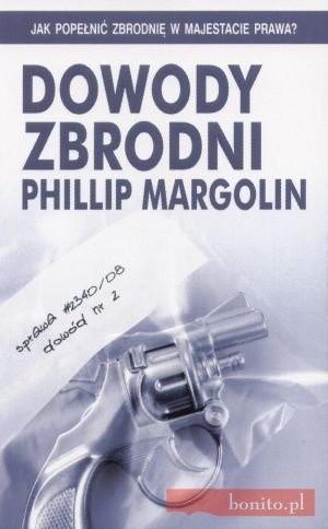 Okładka książki Dowody zbrodni