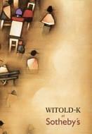 Okładka książki Witold-K at Sotheby&s