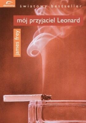 Okładka książki Mój przyjaciel Leonard