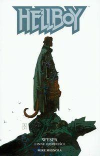 Okładka książki Hellboy: Wyspa i inne opowieści