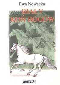 Okładka książki Biały koń bogów
