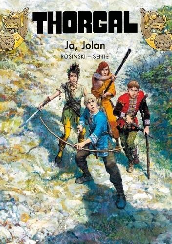 Okładka książki Thorgal: Ja, Jolan
