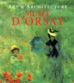 Okładka książki ART AND ARCHITECTURE: MUSEE D'ORSAY