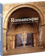 Okładka książki ROMANESQUE Architecture, Sculpture, Painting