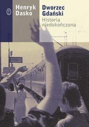 Okładka książki Dworzec Gdański
