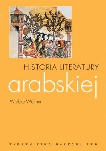 Okładka książki Historia literatury arabskiej
