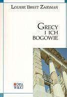 Okładka książki Grecy i ich bogowie