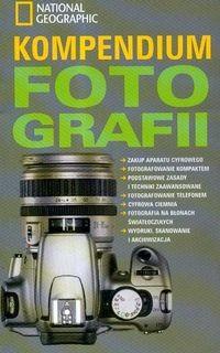 Okładka książki Kompendium fotografii