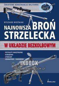 Okładka książki Najnowsza broń strzelecka
