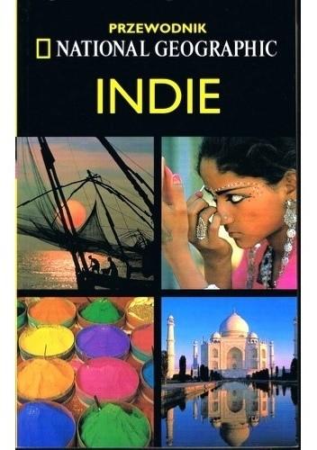 Okładka książki Indie. Przewodnik National Geographic