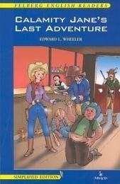 Okładka książki Calamity Jane's Last adventure