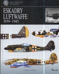 Okładka książki Eskadry Luftwaffe 1939-1945