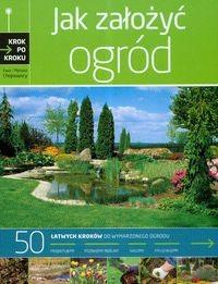 Okładka książki Jak założyć ogród