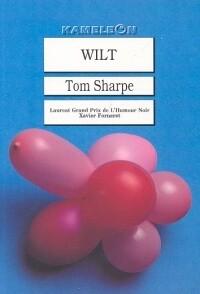 Okładka książki Wilt