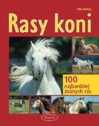 Okładka książki Rasy koni