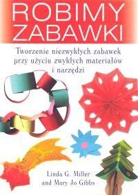 Okładka książki Robimy zabawki