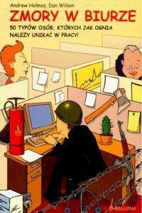 Okładka książki Zmory w biurze