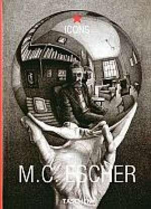 Okładka książki M.C. Escher