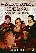 Okładka książki Występni papieże renesansu