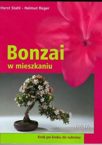 Okładka książki Bonzai w mieszkaniu