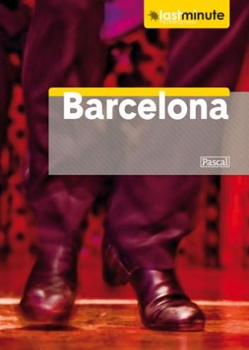 Okładka książki Barcelona. Last Minute