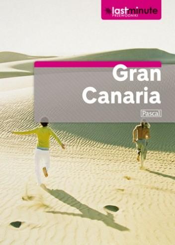 Okładka książki Gran Canaria. Last Minute