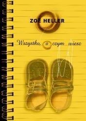 Okładka książki Wszystko, o czym wiesz