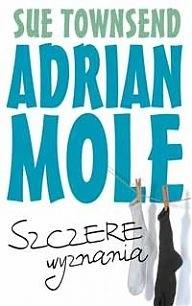 Okładka książki Adrian Mole. Szczere wyznania