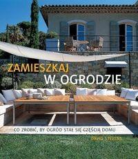 Okładka książki Zamieszkaj w ogrodzie