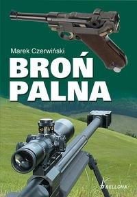 Okładka książki Broń palna