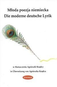 Okładka książki Młoda poezja niemiecka Die moderne deutsche Lyrik