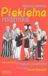 Okładka książki Piekielna rodzinka: Przeprowadzka