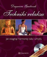Okładka książki Techniki relaksu