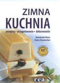 Okładka książki Zimna kuchnia
