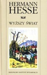 Okładka książki Wyższy świat