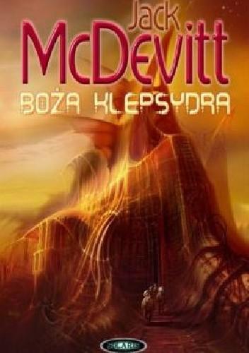 Okładka książki Boża klepsydra