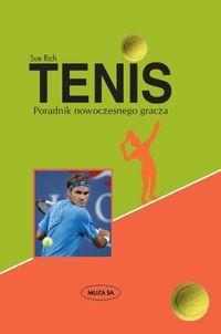 Okładka książki Tenis Poradnik nowoczesnego gracza
