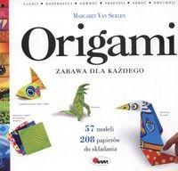 Okładka książki Origami zabawa dla każdego