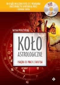Okładka książki KOłO ASTROLOGICZNE