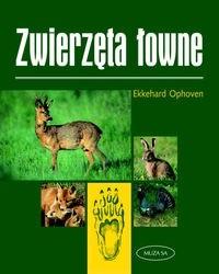 Okładka książki Zwierzęta łowne
